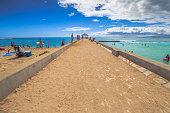 Waikiki Pier Oahu
