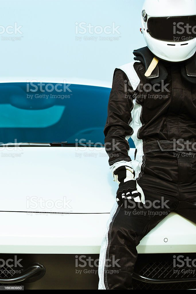 wait for racing stock photo