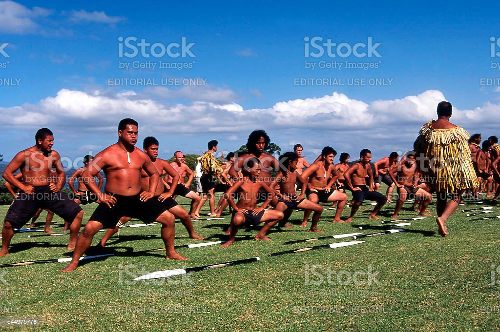 Waitangi Day - New Zealand Public Holiday stock photo
