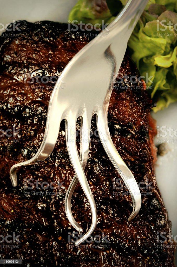 waiter please... stock photo
