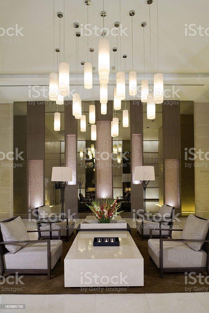Waiting Area / Lobby royalty-free stock photo