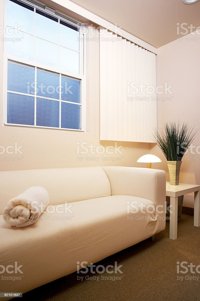 waiting area royalty-free stock photo