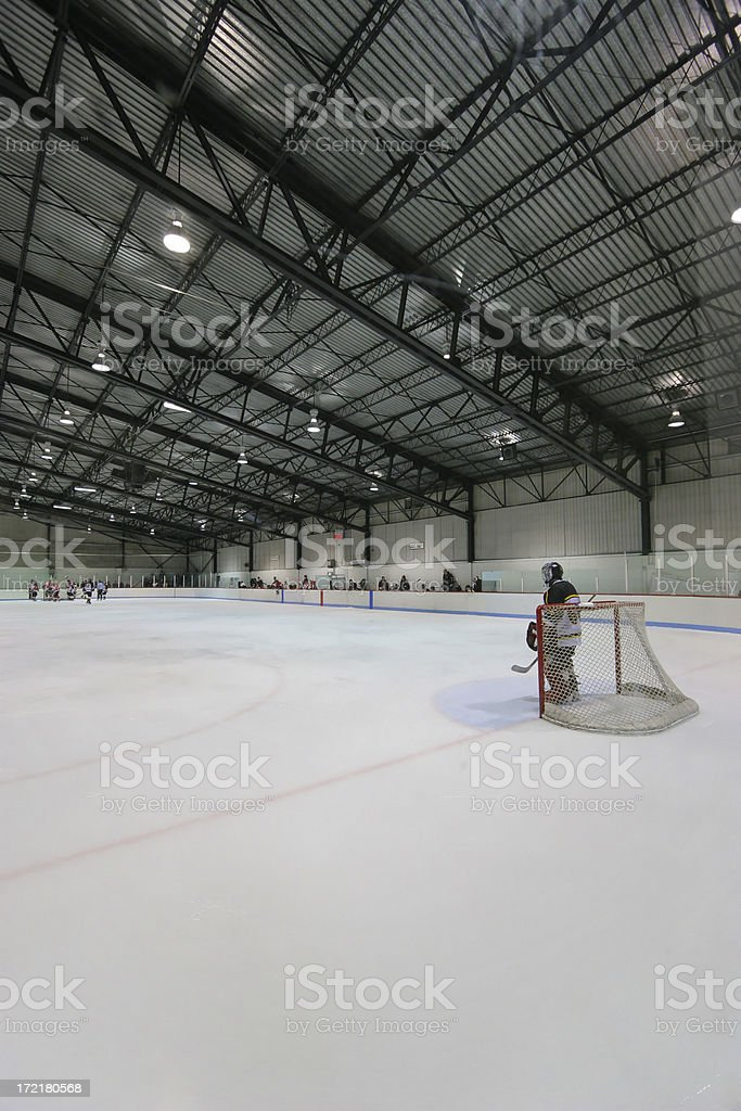 Waiting for Action royalty-free stock photo