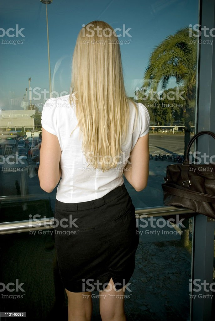 Waiting for... royalty-free stock photo