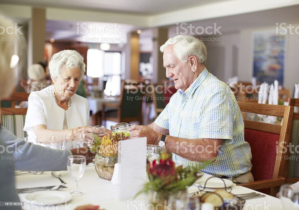 Waiting for service royalty-free stock photo