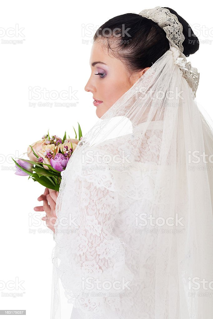Waiting for the moment to come royalty-free stock photo