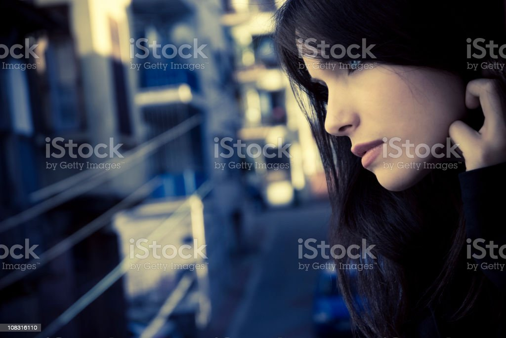 Waiting for you.. royalty-free stock photo