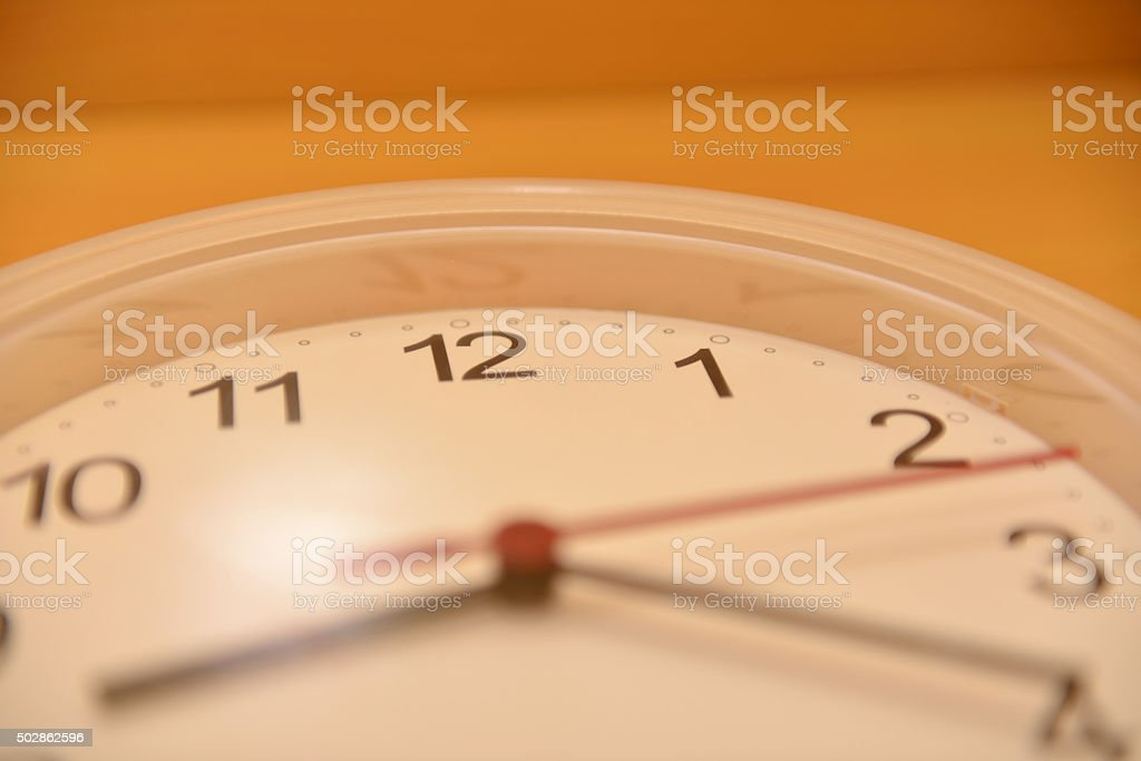 waiting time stock photo
