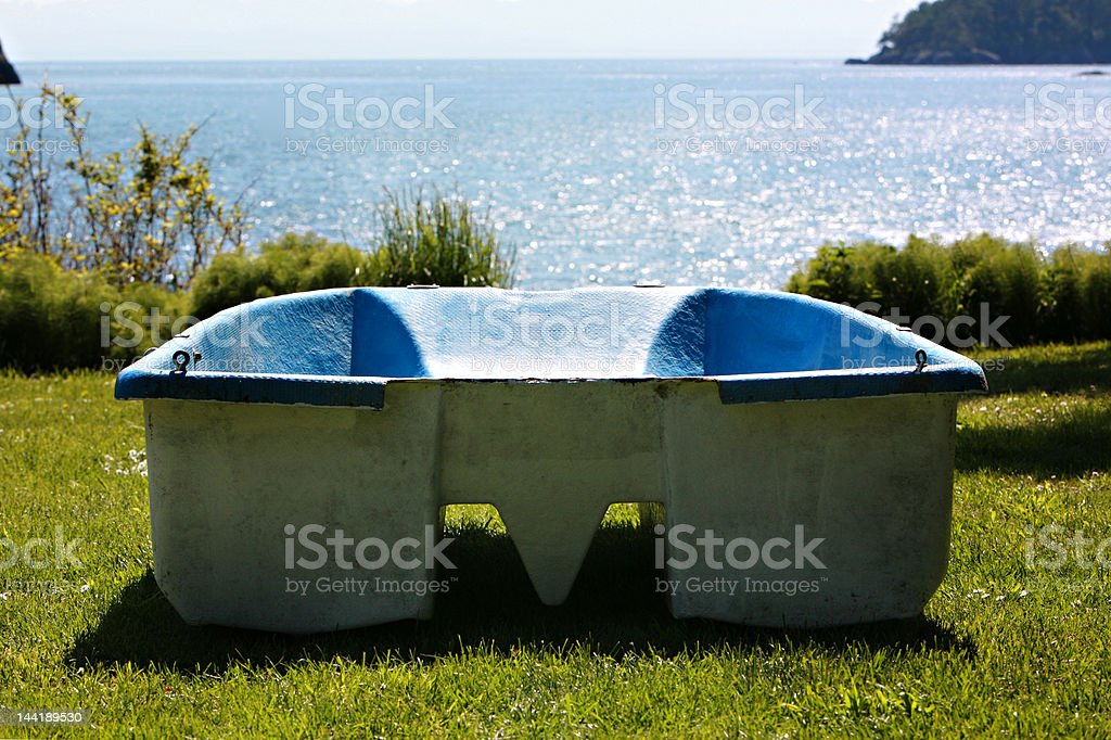 Waiting to be Launched royalty-free stock photo