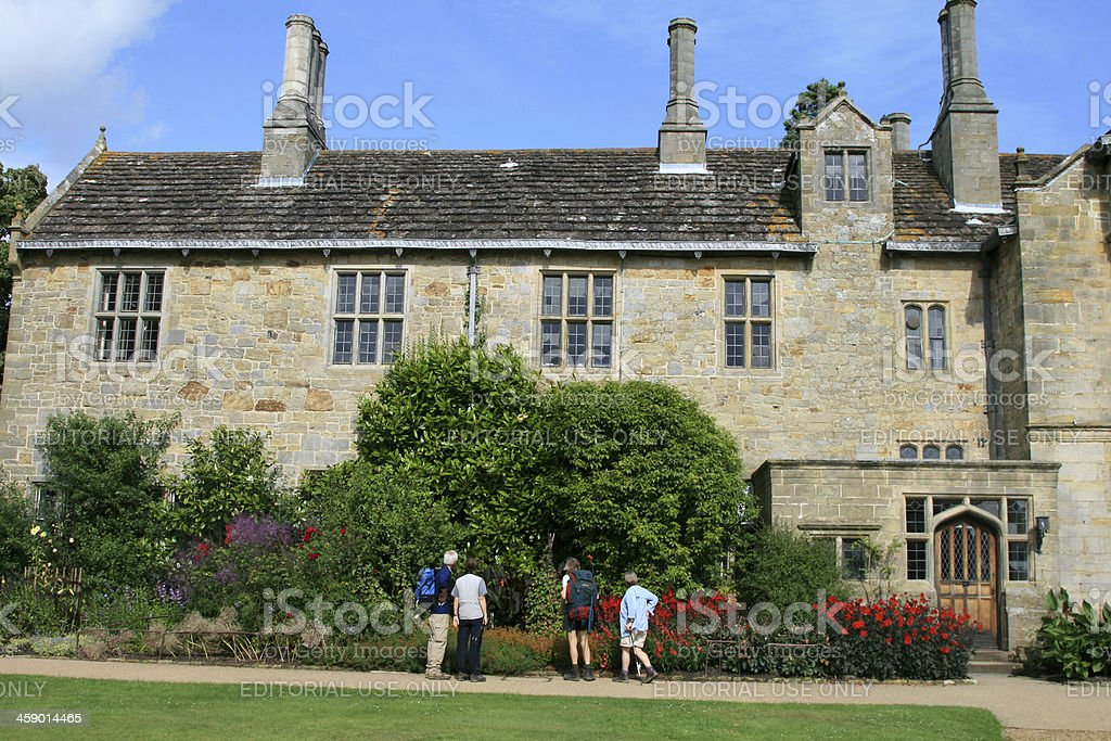 Wakehurst Place in West Sussex, England royalty-free stock photo