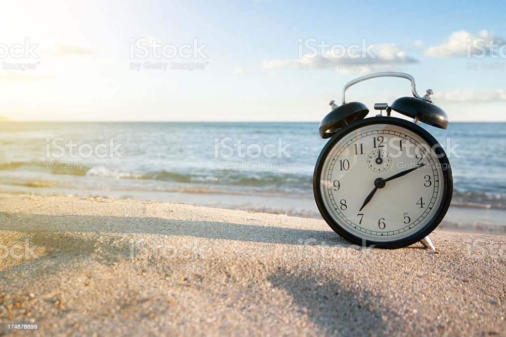 wake-up stock photo