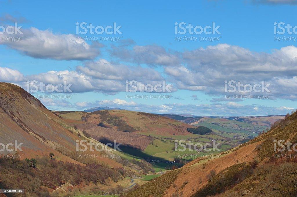 Wales stock photo