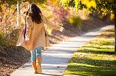 Walk In The Fall