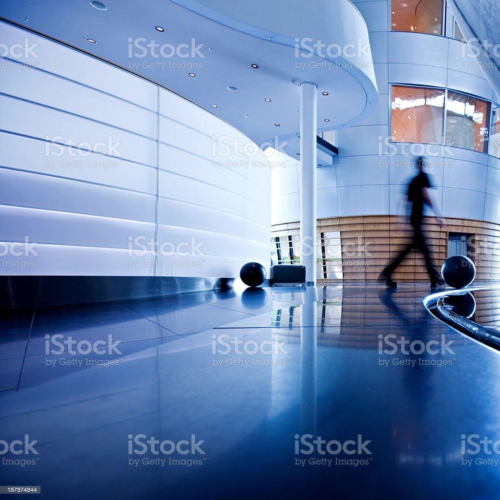 walking men royalty-free stock photo