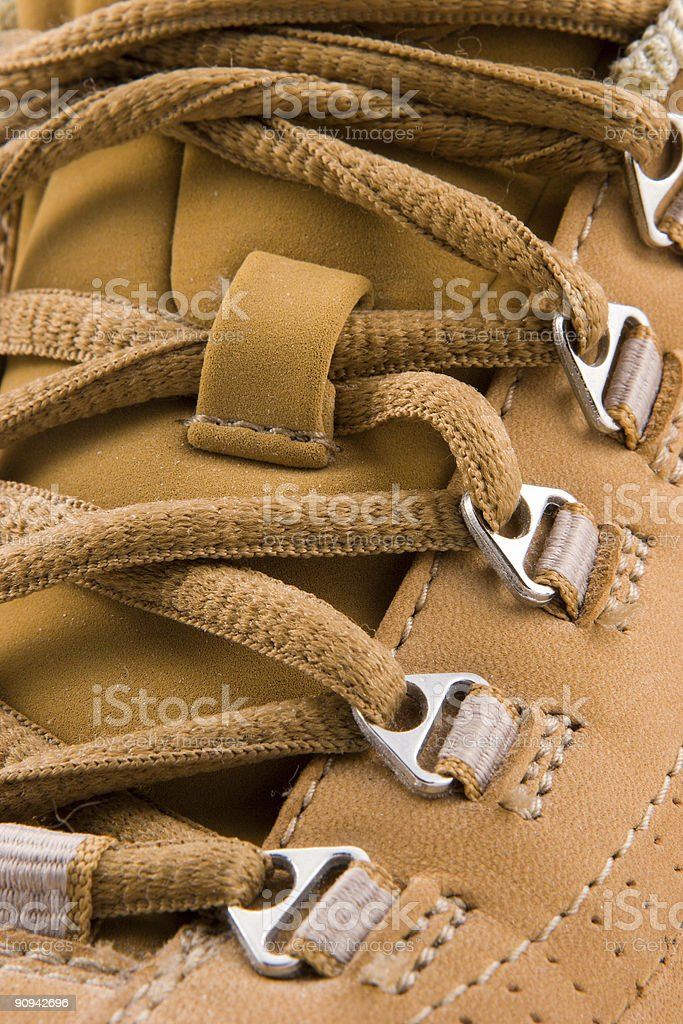 Walking Shoe stock photo