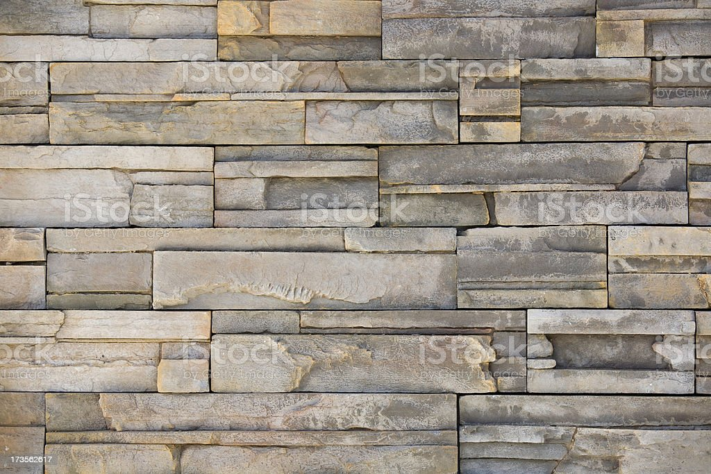 Wall background, contemporary house siding feature royalty-free stock photo