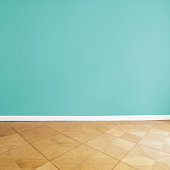 Wall Background In Empty Room Apartment stock photo 695869790 iStock