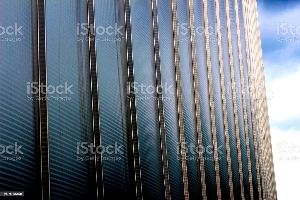 Wall ballpark stock photo