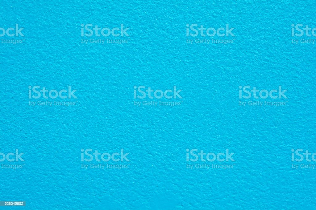 wall blue stock photo