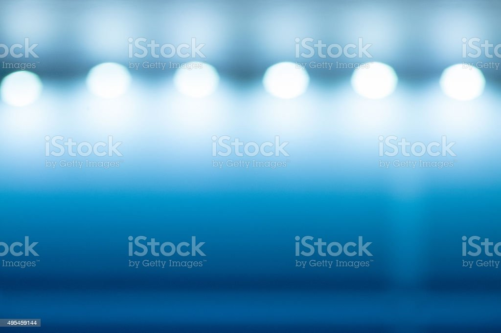 Wall bulbs interior background stock photo