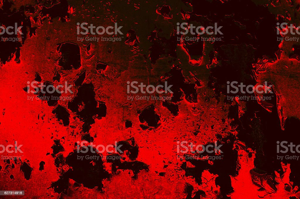Wall burn fire textured background. stock photo
