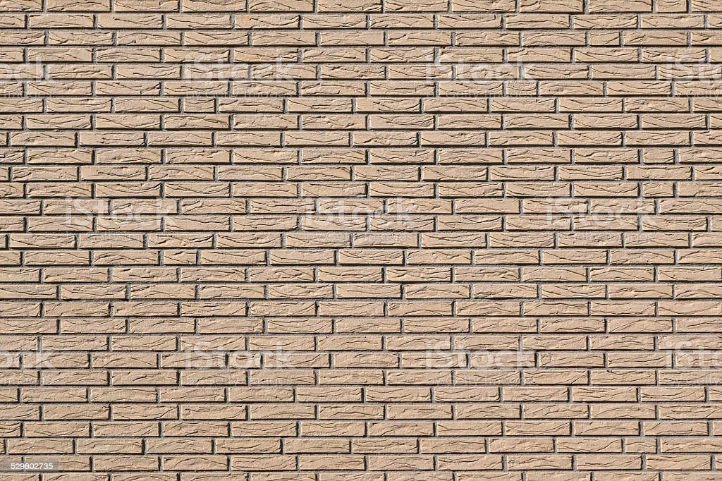 Wall covering in stone look royalty-free stock photo