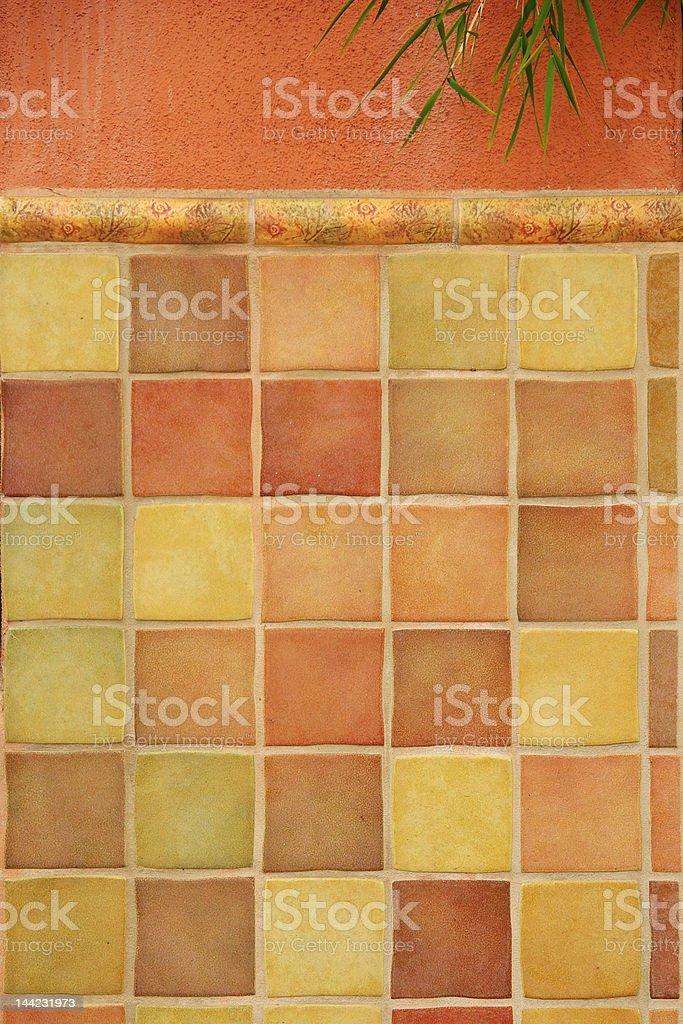 wall decor royalty-free stock photo