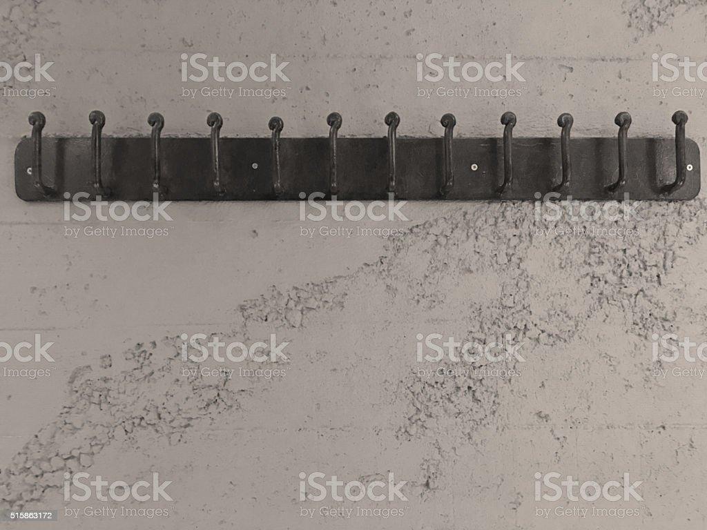Wall Hanger stock photo