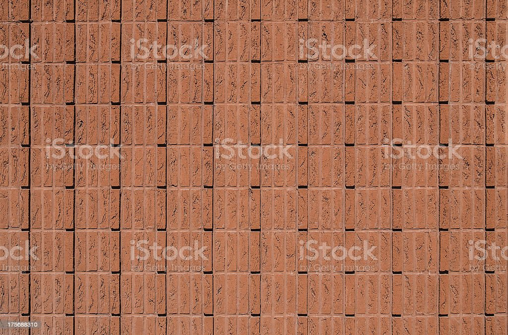 Wall of brick stone royalty-free stock photo
