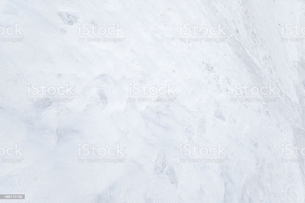 Wall of calcium texture stock photo