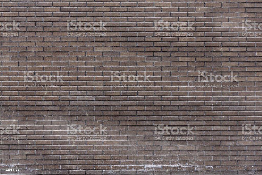 wall of dark bricks stock photo