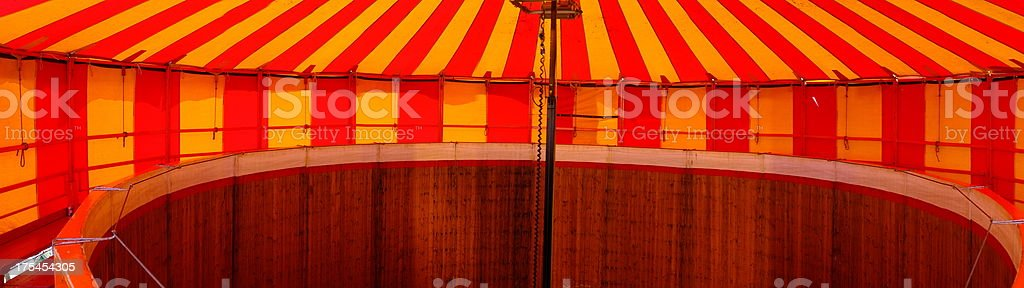 Wall of Death , Jersey. stock photo