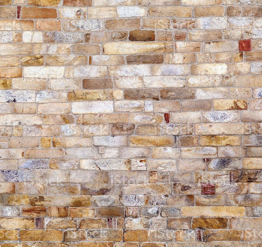 wall of Qutb Minar Tower, New Delhi royalty-free stock photo