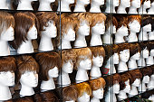 Wall of Wigs