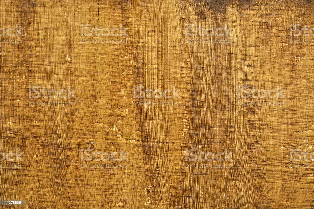 Wall painted as wood texture stock photo