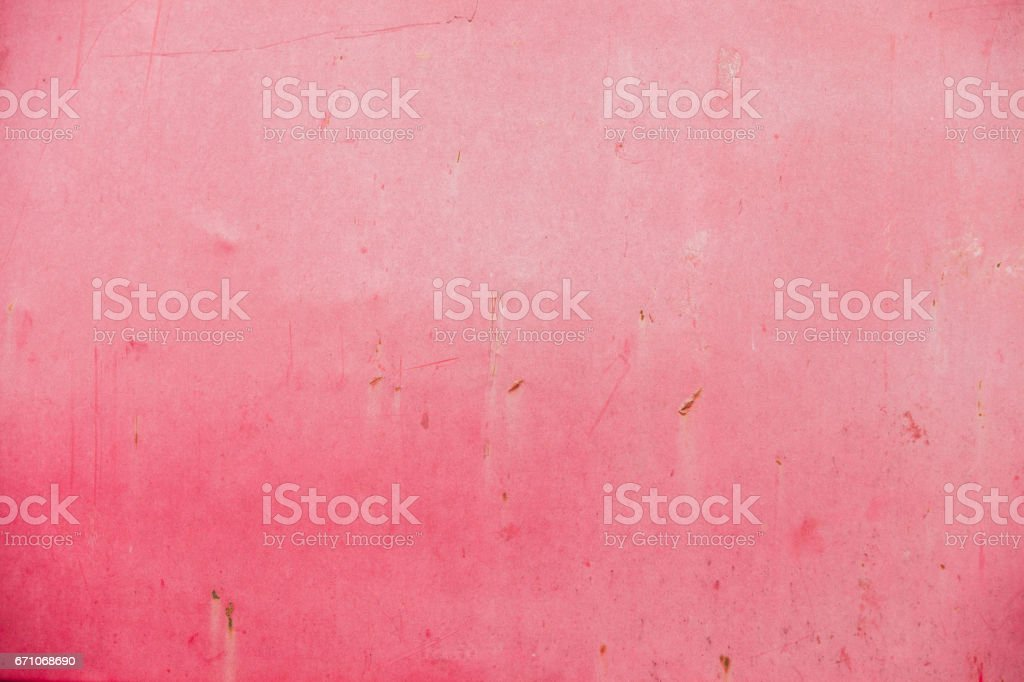 Wall painted red texture stock photo