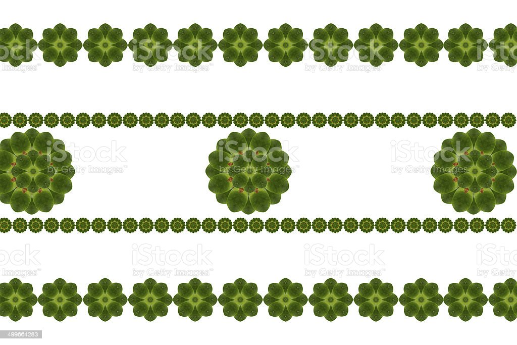 Wall paper concept.(create from leaf) royalty-free stock photo