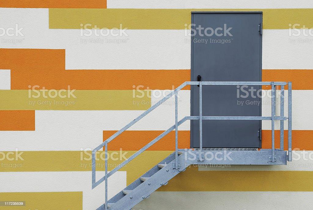 Wall pattern royalty-free stock photo
