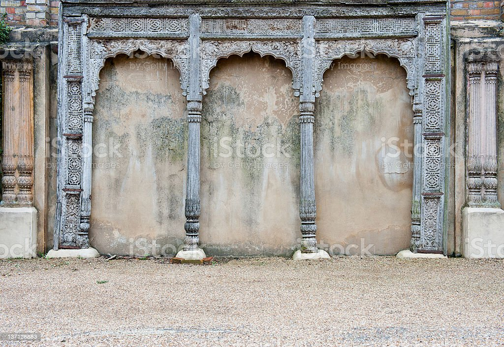 Wall #2 stock photo