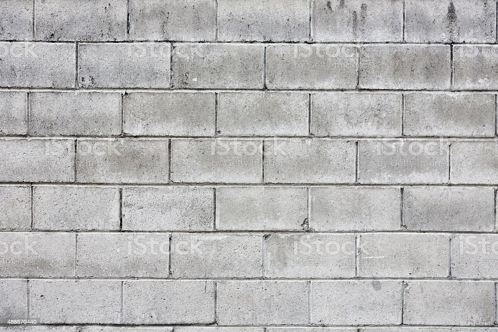 Wall Stone stock photo