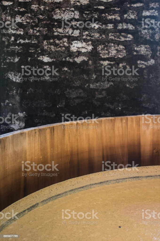 Wall Tank and Mash stock photo