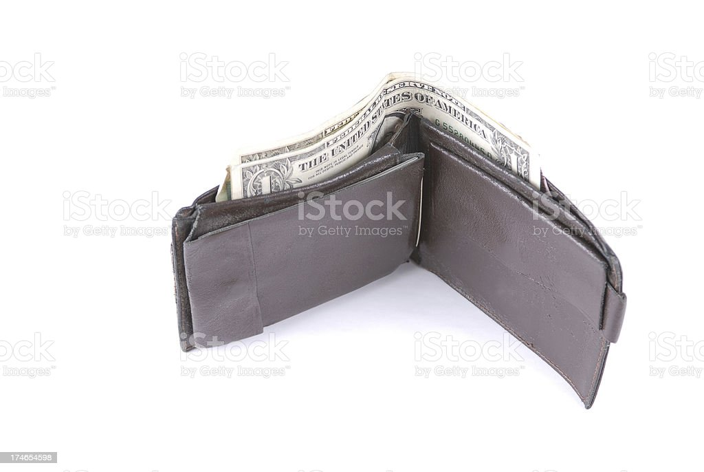 wallet royalty-free stock photo