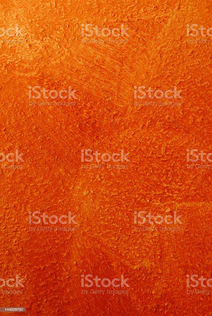 Wallpaint with structure stock photo