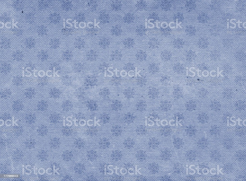 wallpaper with retro floral pattern royalty-free stock photo