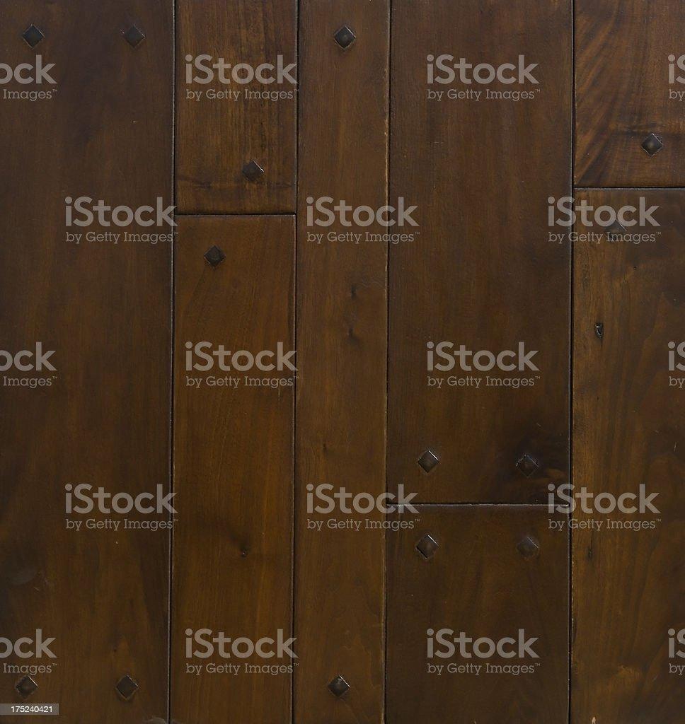 Walnut Red Cherry Hardwood Flooring royalty-free stock photo