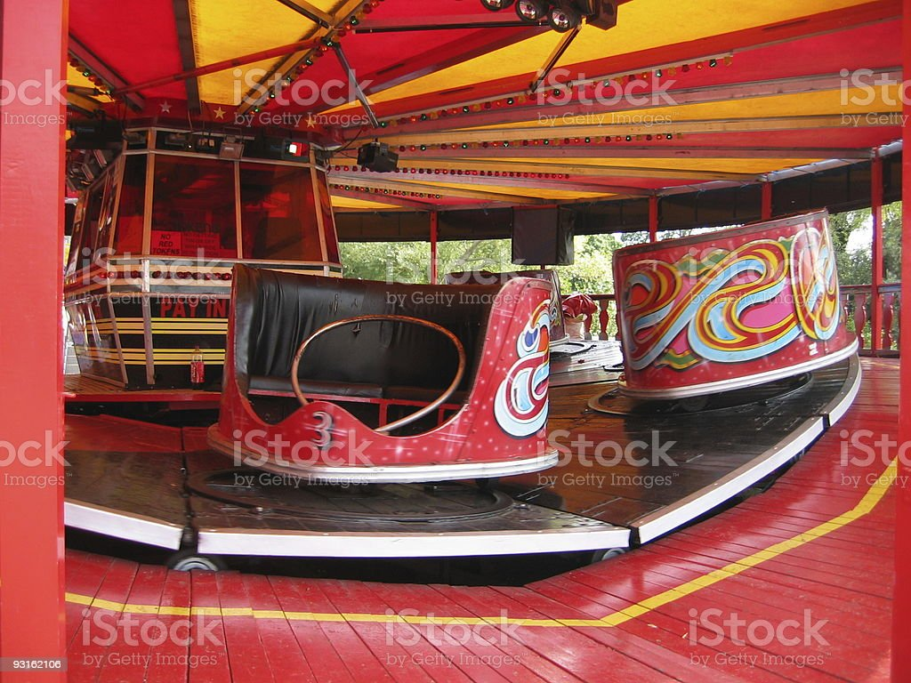 Waltzer time. stock photo