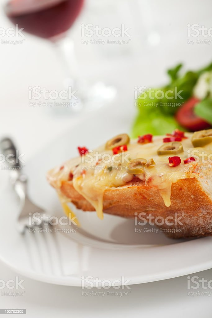 baguette royalty-free stock photo