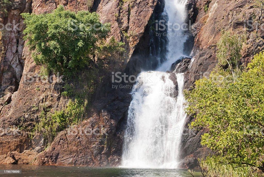 Wangi Falls, Litchfield National Park, Australia stock photo