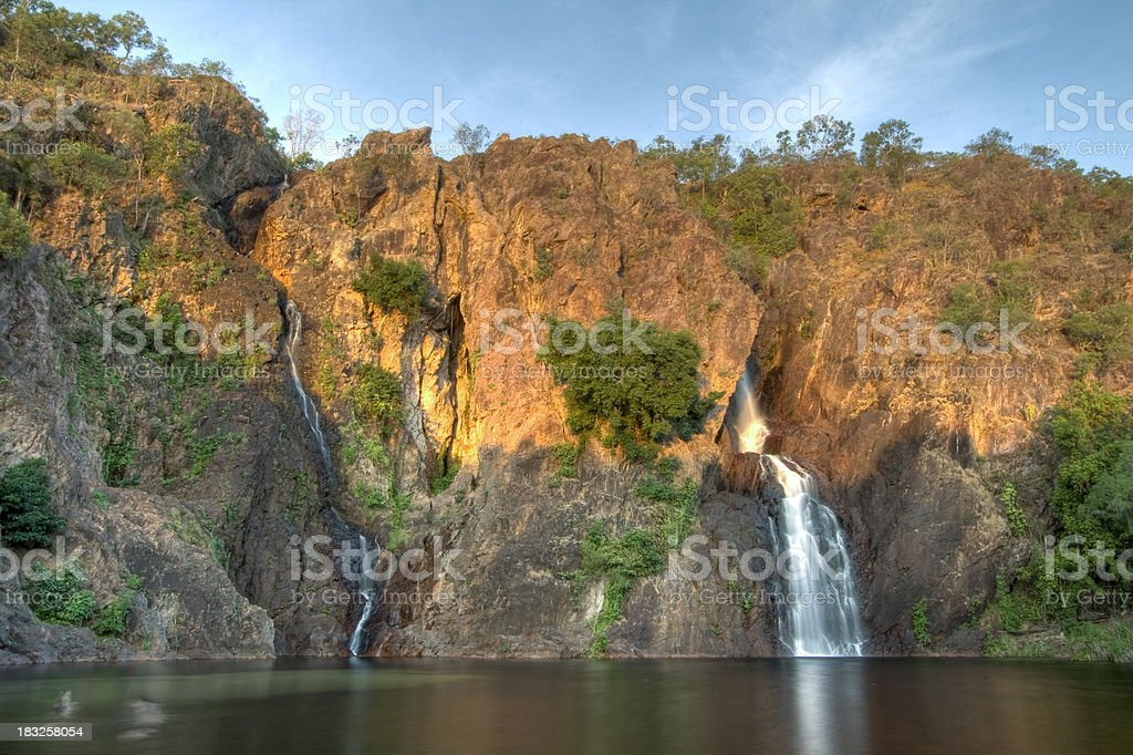 Wangi Falls royalty-free stock photo
