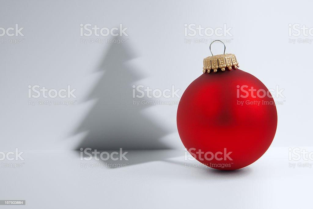 I wanna be a christmas tree royalty-free stock photo